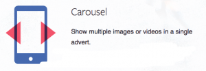 Facebook Ads for NZ businesses - Carousel Ads
