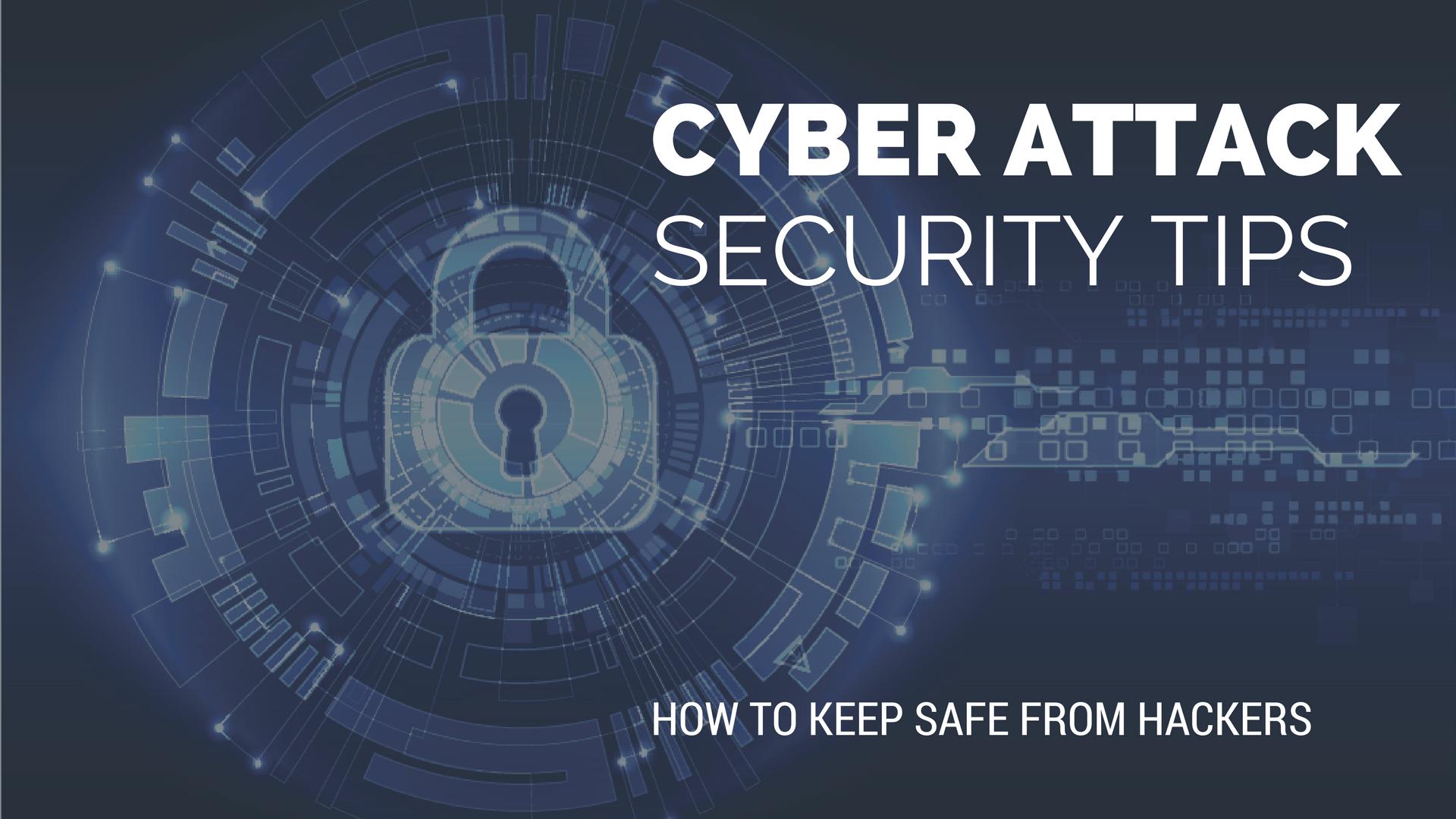 Cyber Attack Banner